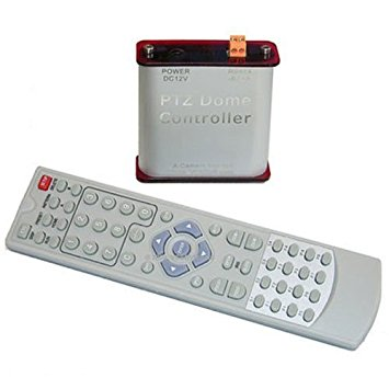 Wireless PTZ Controller for PTZ CCTV Cameras RS 485 RS485 with Remote Control