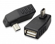 Переходник USB 2.0 mini USB Male to usb Femal